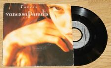 """VANESSA PARADIS tandem ophelie gainsbourg 45t sp 7 """" polydor 8773027 france 1990"""