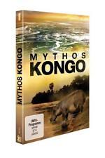 Mythos Kongo - Fluss ohne Wiederkehr - DVD NEU OVP Doku 2 x 48 Min + Bonus