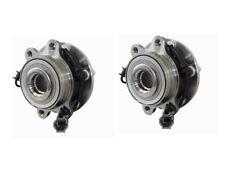 2XWheel Hub Front +Bearing For Nissan Navara D40spain Built-+Abs 4Wd 2005-2015