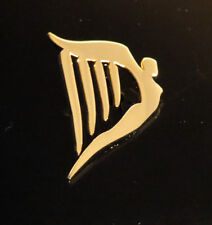 RYANAIR Company Celtic Harp Angel Women Logo on aircraft tail Pin Metal replica