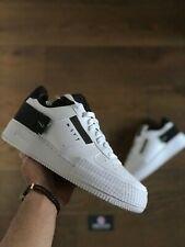 Nike Air Force 1 Type White Black Volt UK - 7.5 / US 8.5