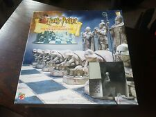Harry Potter Wizard Chess Set 2002 Mattel Complete With Instructions