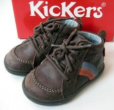 Chaussures KICKERS - Pointure 19 - Fermeture lacets