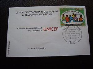 Repubblica Centrafricana - Busta 1er Giorno 11/12/1971 (B4)