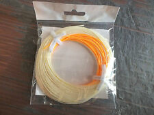 6 wt. floating weight forward fly line double color 6 weight exposed loop