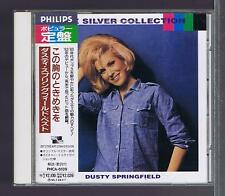 CD DUSTY SPRINGFIELD  SILVER COLLECTION JAPAN