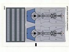 LEGO 9490 - STAR WARS - Droid Escape - STICKER SHEET