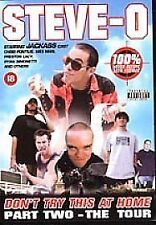 Steve-O - Don't Try This At Home - Part 2 - The Tour (DVD)
