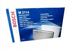 Bosch M2114 Cabin Pollen Filter - VW AMAROK MULTIVAN TRANSPORTER T5 T6 CARAVELLE