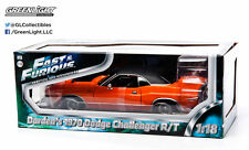 Brand new! Greenlight 2Fast 2Furious: Darden's Dodge Challenger 1:18 Scale
