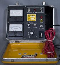 Biddle/Multi-Amp/Megger/Multi-Volt MG-50A Megohmmeter 5 kV DC, 100,000 megohms