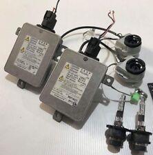 Genuine Mitsubishi electric Xenon HID Ballast Control Unit w Philip D2R bulb
