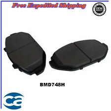 Front disc Brake Pads ceramic 748H for Mercury,Lincoln,1988-2002