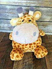 "Russ Luvvies James Giraffe Bean Bag Plush 10"" Silky Soft Stuffed Animal Lovey"