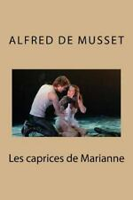 Les Caprices de Marianne by Alfred de Musset (2016, Paperback, Large Type)