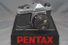 Asahi Pentax K1000 SMC Pentax M 50mm f2 SERVICED by ERIC HENDRICKSON EH10 JUL31
