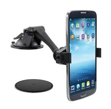 Arkon Windshield Dash Sticky Suction Car Mount for Samsung Galaxy S9 S9+ S8 S8+