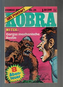 Kobra 1977 1-53 schöner Jahrgang komplett mit festen + losen Riesenposter