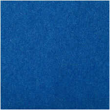 CARPET TILES 1M X 1M-BRIGHT BLUE-NEEDLE PUNCHED-HEAVY DUTY- SAVE 60% ON RETAIL