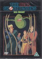The Real Ghostbusters (80s animated series) - Sea Fright New & Sealed UK R2 DVD