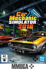 Car Mechanic Simulator 2018 - PC Spiel Code - Steam Digital Download Key [DE/EU]