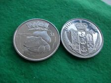 2001 NIUE $1 ONE DOLLAR PROOFLIKE CU/NI POKEMON BULBASAUR COIN KM#128 FREEPOST