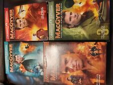 MacGyver - The Complete Series Seasons 1-4 (Dvd, 2005)
