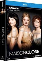 Coffret 3 Blu-Ray Canal+ Createur Original Maison Close Saison 1 Neuf