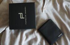 PORSCHE DESIGN Geldbörse Brieftasche Lederportemonnaie Portemonnaie groß P3300