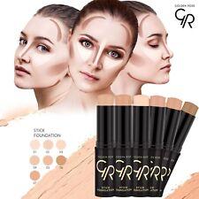 Golden Rose Stick Foundation Coverage Smooth Velvet Skin Natural Appearance Face