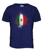 MEXICO FOOTBALL MENS T-SHIRT TEE TOP GIFTWORLD CUP SPORT