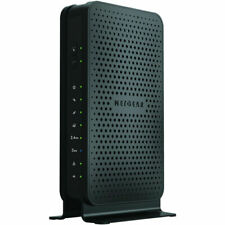 New SEALED NETGEAR C3700 12MBPs Gigabit Wireless N Router Modem  C3700-100NAS