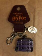 Harry Potter Knight Bus Keychain, Authentic Universal Studios Wizarding World