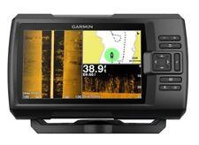 "Garmin Striker Plus 7sv Fishfinder 7"" LCD Sonar/GPS No Transducer  010-01874-02"