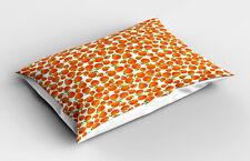 Mandarine Taie d'oreiller Oranges juteuses bio