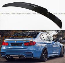 2012-17 BMW F30 3 Series 335i 328i Carbon Fiber HighKick Big Style Trunk Spoiler