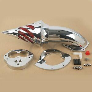Air Cleaner Kits Intake Filter For Kawasaki Classic Vulcan VN1500 1600 00-12 08