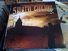 Sworn Enemy The Beginning Of The End LP Grey Marbled Vinyl