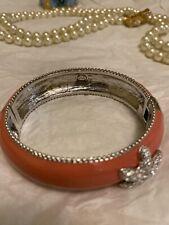 Kenneth Jane Lane Coral star fish bracelet