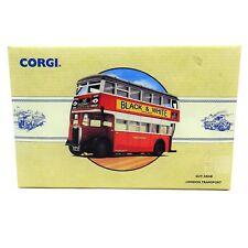Corgi Guy Arab London Transport Red Bus Imperfect Box