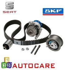 Seat Leon Ibiza 1.9 TDI Engine Timing Belt Kit Water Pump Cambelt Chain By SKF