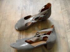 GABOR chice T-String Pumps Sandaletten beige gold Gr. 4 1/2 H / 37,5 TOP 917