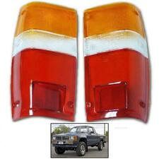 Fit 84-88 TOYOTA HILUX MK2 LN65 YN65 2/4WD PICKUP TAIL REAR LIGHT LAMP LENS