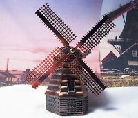 Dutch Windmill - XXL 3D Model - Limited Edition - New Unactivated Geocoin