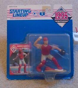 Starting Lineup-1995 SLU: Kenner: Darren Daulton-Philadelphia Phillies