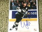 Martin Straka Autographed Pittsburgh Penguins 8x10 Photo COA