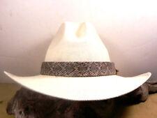 "Diamondback Rattlesnake skin cowboy/cowgirl Western Hatband with 2  "" rattle"