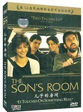 The Son's Room All Region DVD Nanni Moretti, Laura Morante, Jasmine Trinca NEW