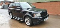 LAND ROVER RANGE ROVER SPORT 2.7 TD V6 HSE SUV 5DR NON RUNNER/SPARES OR REPAIRS