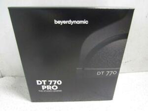 Beyerdynamic DT 770 PRO Studio Headphone 250 Ohm - Gray